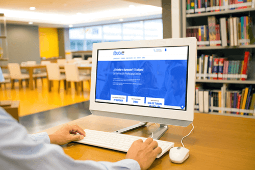 Grado superior comercio-internacional formación Educafp